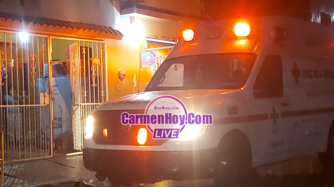 riña, policiacas, noticias, fiesta, familiar, carmen, alcohol - Fiesta provoca riña familiar - policiaca
